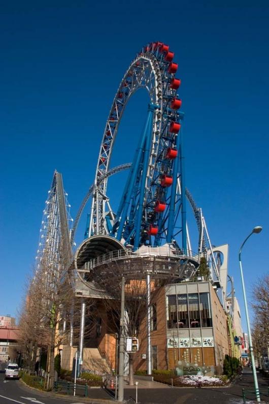 Compact Amusement Park