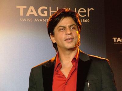 Shahrukh khan's part time income.
