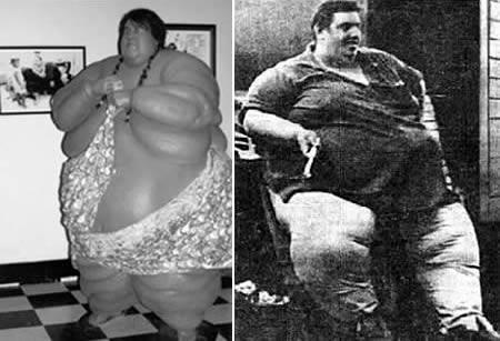 Jon Brower Minnoch: Lost 22kg per month