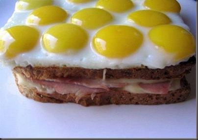 Egg n' Ham Sammich