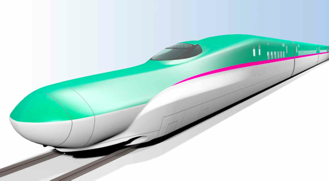 This Ride Makes Bullet Trains Look Slow