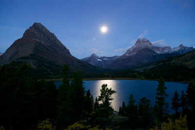 Montana's Glacier National Park will lose some of its majestic beauty as surface temperatures continue to rise.