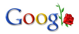 Google 2005 Mothers Day Logo