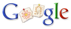 Google 2007 Mothers Day Logo
