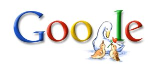 Google 2008 Mothers Day Logo