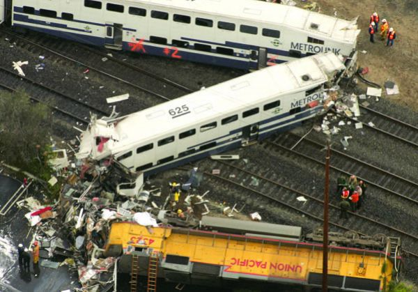MetroLink Crash - $500 Million