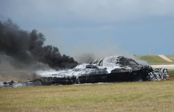 B-2 Bomber Crash - $1.4 Billion