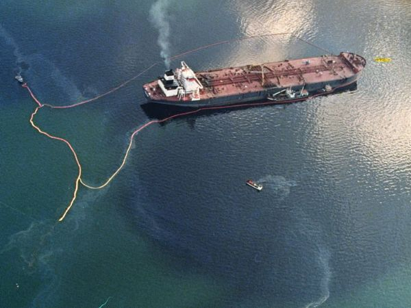 Exxon Valdez - $2.5 Billion