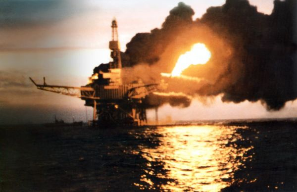 Piper Alpha Oil Rig - $3.4 Billion