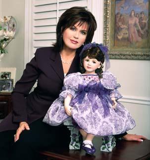 Marie Osmond sells dolls