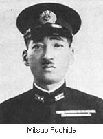 Mitsuo Fuchida, who led the air attack on Pearl Harbor