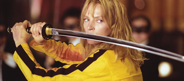 Kill Bill Vol. 1 and 2