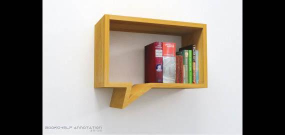 Bookshelf Annotation