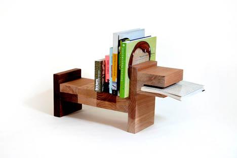 Pack of Dogs Bookshelf