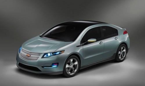 3. Chevrolet Volt's