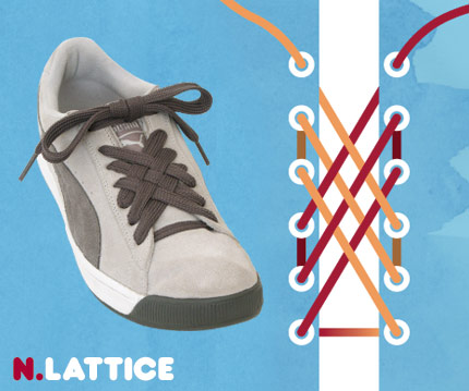 LACING new trends Style 14