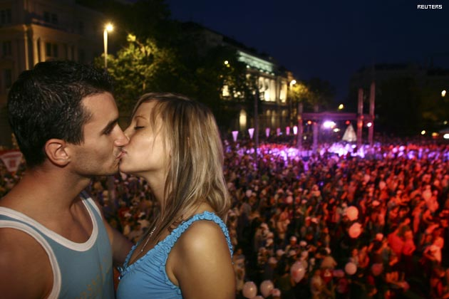 KISS ONE, KISS ALL