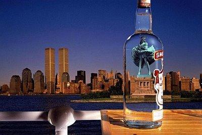 Smirnoff Vodka Effect
