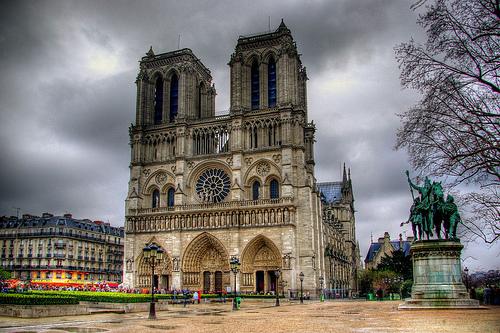 Notre Dame HDR (Image Credit: Delox - :: SK :: EU :: (Flickr))