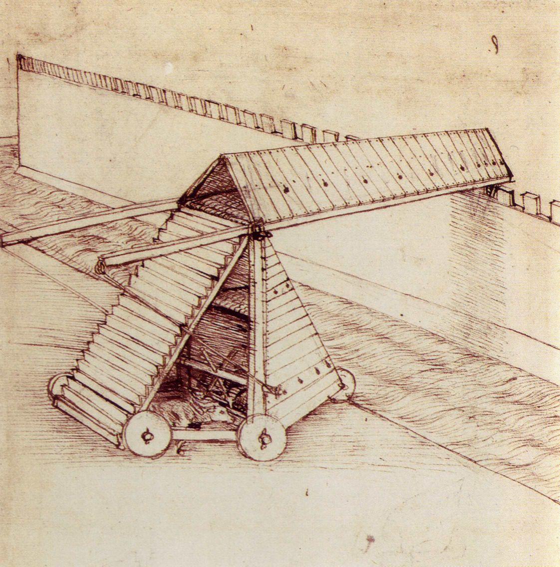 Siege Machine, c. 1480