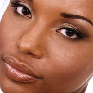 Myth about darker skin